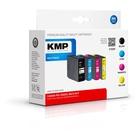 KMP Multipack C103V Nero, Ciano, Magenta, Giallo