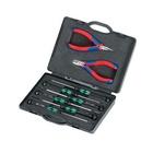 Knipex 00 20 18 set di strumenti meccanici 8 strumenti