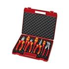 Knipex 00 21 15 Kit utensili VDE in valigia 7 parti