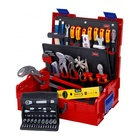 Knipex 00 21 19 LB S set di strumenti meccanici 52 strumenti