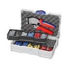 Knipex 97 90 13 pinza crimpatrice Set di utensili/attrezzi Multicolore