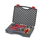 Knipex 97 91 01 Kit utensili Tecnico in valigia 3 parti