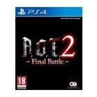 Koch Media A.O.T. 2: Final Battle, PS4 Basic ESP,ITA