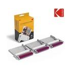 Kodak C210/C210R Carta + Ribbon 30 fogli 3x3 (7,6x7x6cm)