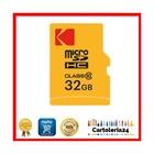 Kodak 32GB MICRO SDHC Classe 10 EXTRA PERFORMANCE CON ADATTATORE