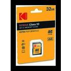 Kodak SDHC 32GB 30MB/12MB Classe 10 EXTRA PERFORMANCE