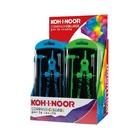 Koh-I-Noor DSC69004-ESP divisore Multicolore 4 pezzo(i)