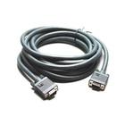 Kramer Electronics 15-pin HD VGA Cable cavo VGA 0,3 m VGA (D-Sub) Nero