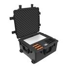 LaCie STFJ400 scatola di conservazione Armadietto portaoggetti Nero Quadrato
