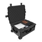 LaCie STFK400 scatola di conservazione Armadietto portaoggetti Nero Quadrato