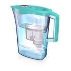 LAICA UFSBE02 Filtro d'acqua manuale Trasparente, Turchese 3 L
