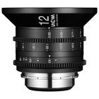Laowa 12mm t/2.9 Zero-D Sony E-Mount Cine Scala Feet