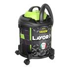 Lavorwash JOCKER 1400 S Aspiratore senza sacchetto 20L 1400W Nero, Verde aspirapolvere