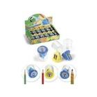 Lebez 348A temperino Manual pencil sharpener Multicolore