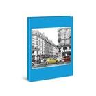 Lebez 80427 album fotografico e portalistino Blu 160 fogli 130 x 190
