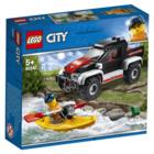 Lego AVVENTURA SUL KAYAK