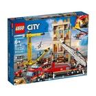 Lego MISSIONE ANTINCENDIO IN CITTà
