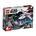Lego X-Wing Starfighter Trench Run