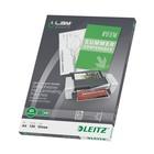 LEITZ 33872 pellicola per plastificatrice 100 pezzo(i)