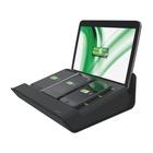 LEITZ caricabatterie multifunzione XL per 1 tablet e 3 smartphone nero