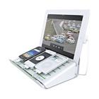 LEITZ caricatore da tovolo completo per dispositivi mobile Bianco