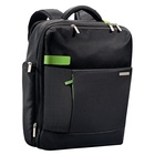 "LEITZ Smart Traveller borsa per notebook 15.6"" Zaino Nero"