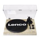 Lenco LBT-188 33/45 giri Bluetooth USB Legno