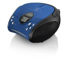 Lenco SCD-24 blue/black