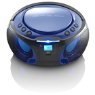 Lenco SCD-550 Blu