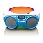 Lenco SCD41 radio Portatile Multicolore