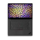"Lenovo ThinkPad P1 i7-9750H 15.6"" FullHD Nero"