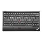 Lenovo ThinkPad TrackPoint Keyboard II RF senza fili + Bluetooth QWERTY Italiano Nero