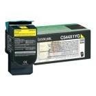 Lexmark C544 X544 Giallo Extra High Yield Return Programme 4K