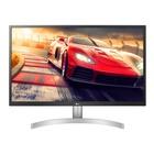 """LG 27UL500-W 27"""" 4K Ultra HD LED Curvo Opaco Argento"""