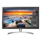 "LG 27UL850-W 27"" 4K Ultra HD LED Opaco Argento"