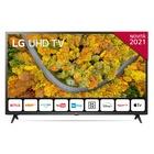 "LG 50UP75006LF 50"" 4K Ultra HD Smart TV NOVITÀ 2021 Wi-Fi Processore Quad Core 4K AI Sound"