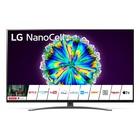"""LG NanoCell NANO86 49NANO866NA.API 49"""" 4K Smart TV Wi-Fi Nero, Acciaio inossidabile"""