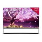 "LG OLED88Z19LA 88"" Real 8K Smart TV Wi-Fi Gen4 8K AI Picture Pro"