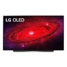 """LG OLED55CX6LA.API TV 55"""" 4K Ultra HD Smart TV Wi-Fi Nero, Argento"""