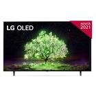 """LG OLED65A16LA 65"""" 4K Ultra HD Smart TV Wi-Fi Blu"""