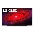 "LG OLED65CX 65"" 4K Ultra HD Smart TV Wi-Fi Nero, Argento"