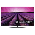 "LG SM8200PLA 49"" 4K Ultra HD Smart TV Wi-Fi Nero, Argento"