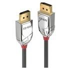 LINDY 36300 0.5m DisplayPort DisplayPort Grigio cavo DisplayPort