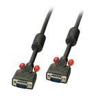 LINDY 36373 2m VGA (D-Sub) VGA (D-Sub) Nero cavo VGA