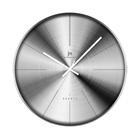 Lowell Justaminute 00841S Orologio da parete in quarzo Cerchio Argento