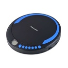 MAJESTIC DM-1550 Portable CD player Nero, Blu