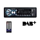 MAJESTIC New Majestic DAB-442 BT Ricevitore multimediale per auto Nero 180 W Bluetooth