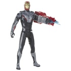 Marvel Hasbro Marvel Avengers: Endgame Iron Man Titan Hero con Power FX incluso - Action Figure da 30 cm