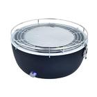 Master BBQ Barbecue/Bistecchiera Antracite Da tavolo Blu, Metallico