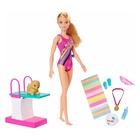 Mattel Barbie Dreamhouse Adventures Swim 'n Dive